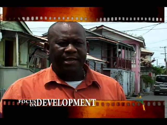 GIS Dominica: Focus On Development - Soufriere 10