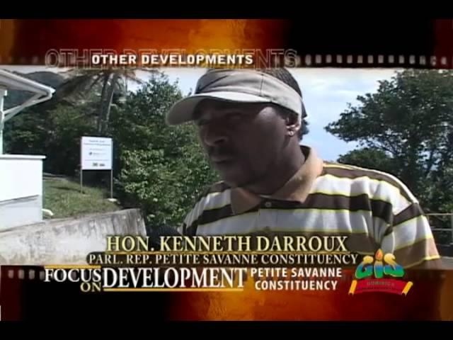 GIS Dominica: Focus on Development - Petite Savanne 3
