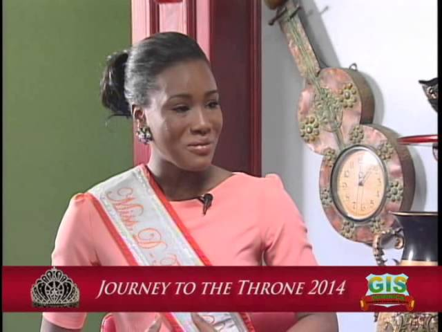 GIS Dominica: Journey to the Throne 2014 2