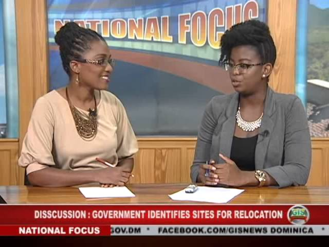 GIS Dominica, National Focus for October 12, 2015 1