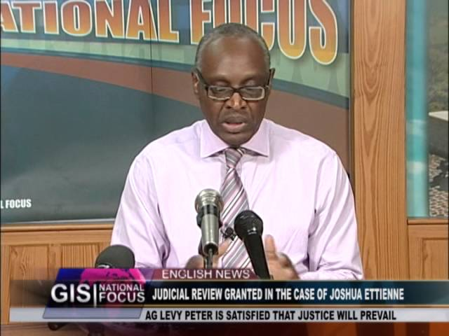 GIS Dominica, National Focus for August 29, 2014 1