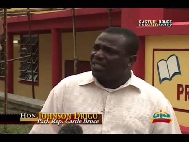 GIS Dominica: Focus on Development - Castle Bruce 4