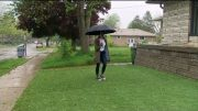 This homeowner is in a turf war with City of Toronto over her artificial lawn 3