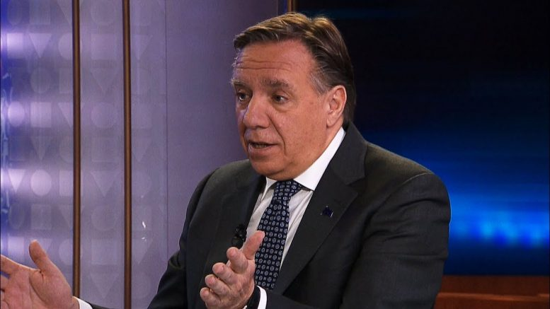 """Francois Legault: Religious symbols debate """"needed to be settled"""" 1"""