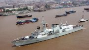 Chinese jets 'buzz' Canadian ships in Taiwan Strait 2