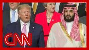 Trump says he's 'extremely angry' about the murder of Jamal Khashoggi 2