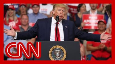 CNN reporter: We don't know where Trump got this number 6
