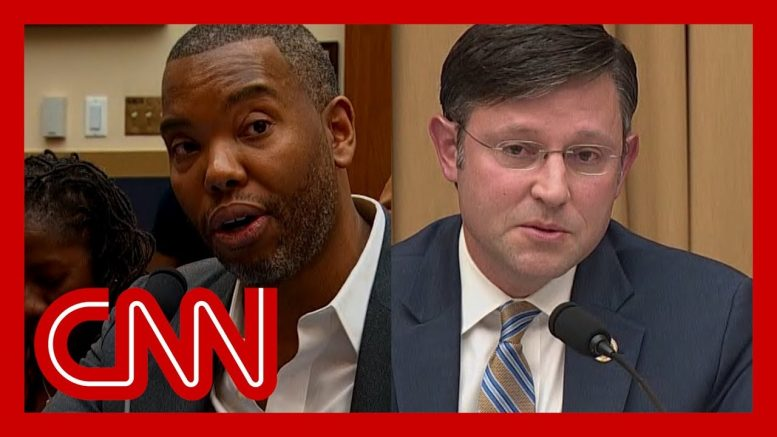 Congressman booed in reparations hearing 1