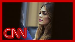Congressman: Hope Hicks refused to answer these questions 3
