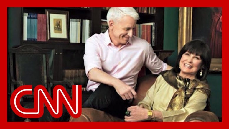 Watch Anderson Cooper's moving on-air tribute to his mom 1