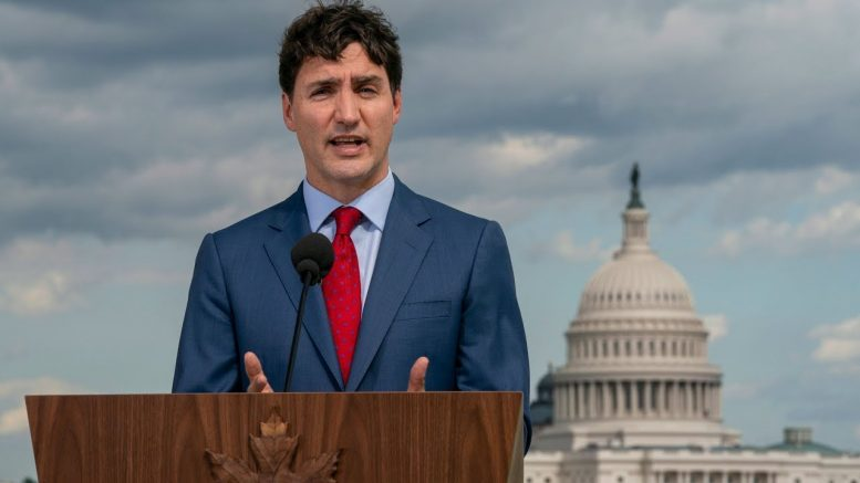 Trudeau discusses his meeting with Trump, ongoing tensions with China 1