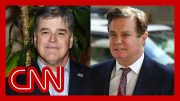 Manafort texts to Hannity: Would never give up Trump or Kushner 4