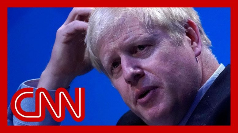 Boris Johnson ducks questions about police call at his home 1