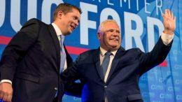Will Doug Ford unpopularity impact Andrew Scheer's success in the polls? 4