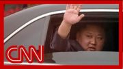 How did Kim Jong Un get his armored Mercedes? 3