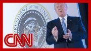 Aide fired after Trump appears with doctored presidential seal 2