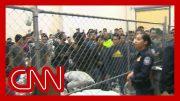 First-ever video from journalists inside border facilities 3