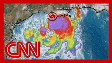 Tropical Storm Barry creeping towards Louisiana coast 6