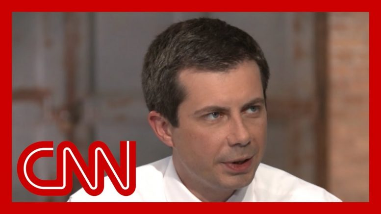 Buttigieg says he isn't interested in winning without the black vote 1