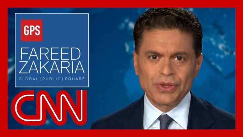 Fareed Zakaria outlines 'incoherence' of Trump strategy on Iran 1