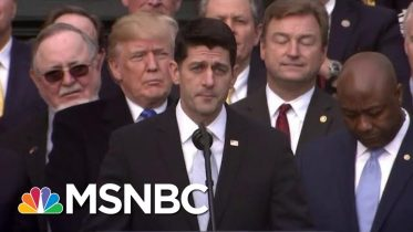 How President Donald Trump Captured The Republican Party   The Last Word   MSNBC 1