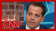 Scaramucci: If Trump continues, he'd lose my support 3