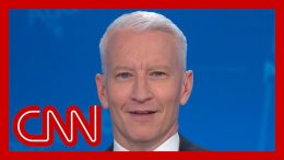 Anderson Cooper pokes fun at Trump's complaint on Fox News 8