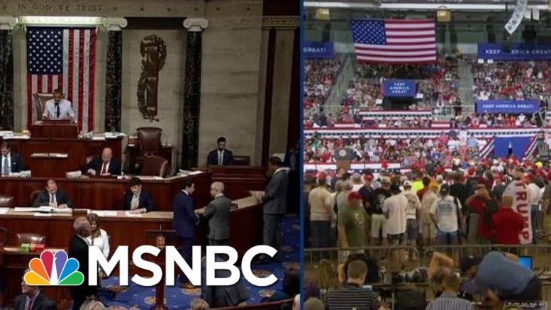 Pulitzer Prize-Winning Reporter: President Trump Is A Racist | The Beat With Ari Melber | MSNBC 1