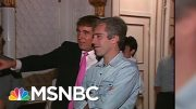 1992 Video Shows Trump Hosting Jeffrey Epstein At Mar-A-Lago | All In | MSNBC 5