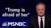 Crowd Chants 'Send Her Back' At Trump Rally   The Last Word   MSNBC 3