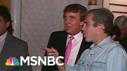 Jeffrey Epstein To Learn If Judge Will Grant Him Bail | Morning Joe | MSNBC 7