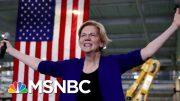 Senator Elizabeth Warren Targets Wall Street In New Economic Plan | Velshi & Ruhle | MSNBC 2