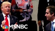 Docs: Donald Trump Discussed Squashing Stories About Affairs | Velshi & Ruhle | MSNBC 2