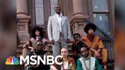 News Anchor's Definitive Breakdown Of Dapper Dan's Harlem Legacy | The Beat With Ari Melber | MSNBC 2