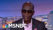 Fashion Icon Dapper Dan's Success Secret: Put Pride Over Ego   The Beat With Ari Melber   MSNBC 5