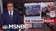 The Violence In Donald Trump's Wake | All In | MSNBC 5