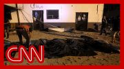 UN agency condemns airstrike on migrant center in Libya 4