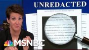 President Donald Trump Campaign Hush Money Scam Appears To Have Worked | Rachel Maddow | MSNBC 5