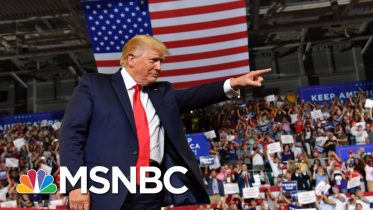 Trump rally chants, Trump backtracks: 'Send her back' - The Day That Was | MSNBC 6