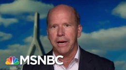 John Delaney: President Donald Trump Has Said A Lot Of Racist Things | Velshi & Ruhle | MSNBC 7