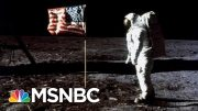 Fmr. NASA Astronaut Massimino: Apollo 11 Is Humanity's Greatest Achievement | The 11th Hour | MSNBC 4