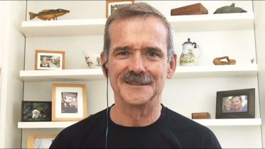 Col. Chris Hadfield on the impact of the Apollo 11 moon mission 6