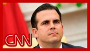 Puerto Rico governor says he won't seek reelection 3