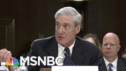 President Trump: Mueller Shouldn't Be Given 'Another Bite Of The Apple' | Velshi & Ruhle | MSNBC 8