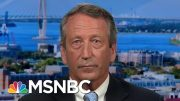 Mark Sanford Blasts GOP's 'Conspiracy Of Silence' On Trump | The Beat With Ari Melber | MSNBC 4