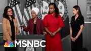 President Donald Trump Steps Up Attacks On Four Democratic Congresswomen | The 11th Hour | MSNBC 3
