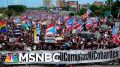 Hundreds Of Thousands Flood Streets To Demand Governor's Resignation - The Day That Was | MSNBC 4
