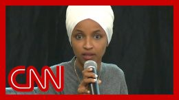 Rep. Omar calls audience member's question 'appalling' 4
