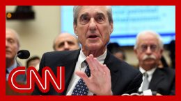 Robert Mueller asked if Trump was totally exonerated 1
