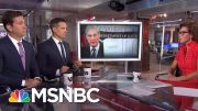 Could Democrats Be Disappointed By Mueller's Testimony? | Velshi & Ruhle | MSNBC 4